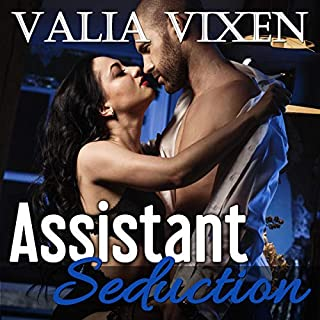 Assistant Seduction audiobook cover art