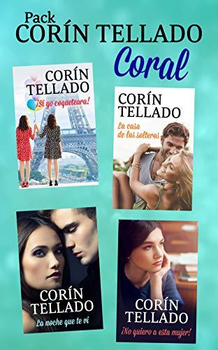 Pack Corín Tellado 3 (Coral) eBook: Tellado, Corín: Amazon.es ...
