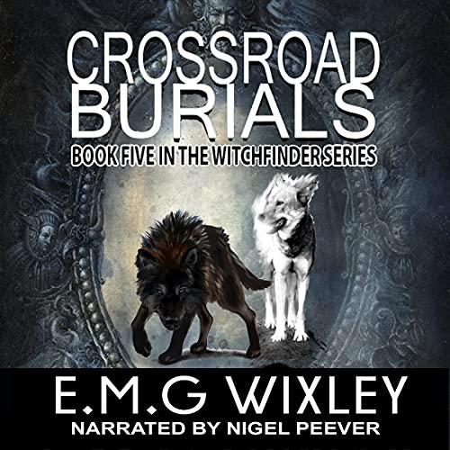 Crossroad Burials cover art