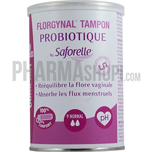 Saforelle Tampones probióticos compactos