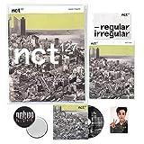 NCT 127 1st Album - NCT # 127 Regular-Irregular [ REGULAR ver. ] CD + Booklet + Lyrics Book + Photocard + FREE GIFT / K-pop Sealed