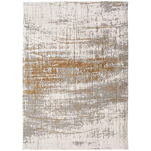 Tapis Louis De Poortere MAD MEN GRIFF 8419 COLUMBUS GOLD, 170x240cm
