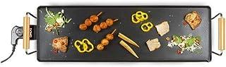 Planche teppanyaki DOMO DO8310TP DO8310TP électrique noir 1 pc(s)