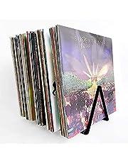 etterr Presentatiestandaard voor 50 vinyl platen,