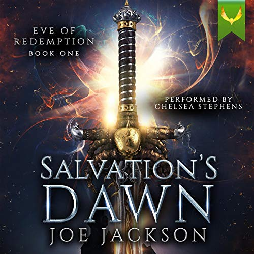 Salvation's Dawn: An Epic Fantasy Saga audiobook cover art