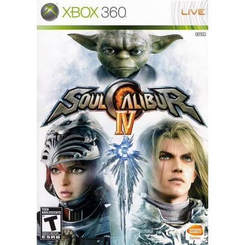Soul Calibur IV [Edizione: Regno Unito]