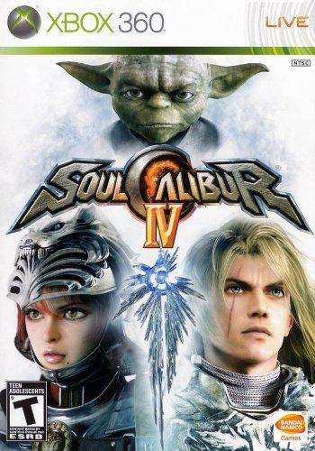 Soul Calibur IV [UK-Import]