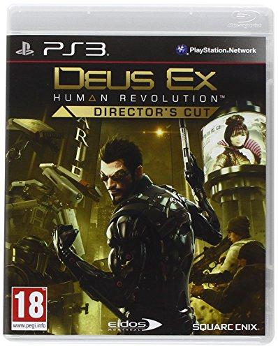 Deus Ex Human Revolution Directors Cut (PS3)