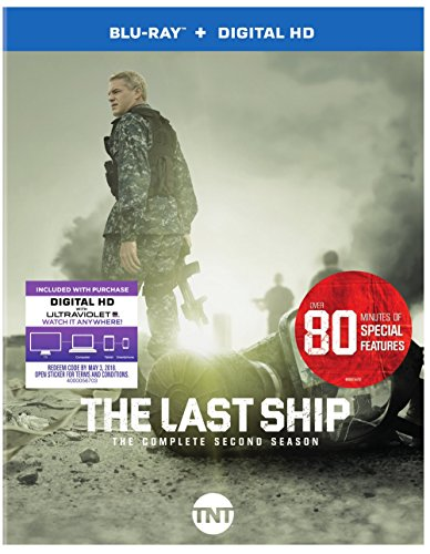 Last Ship: The Complete Second Season (3 Blu-Ray) [Edizione: Stati Uniti]