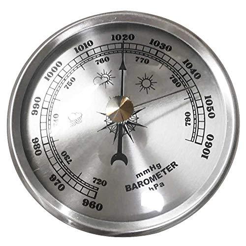 FLJKCT Barometro termometro igrometro Strumento di misurazione Wall Hanging Home Barometer
