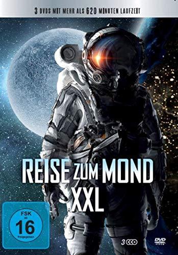 Reise zum Mond XXL [3 DVDs]
