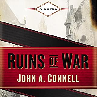 Ruins of War audiobook cover art