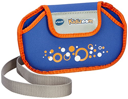 Vtech 80-211049 Kameratasche Blau-Orange