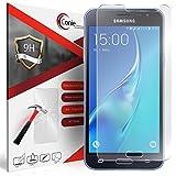 Conie 9H3068 9H Panzerfolie Kompatibel mit Samsung Galaxy J3 2016, Panzerglas Glasfolie 9H Anti Öl Anti Fingerprint Schutzfolie für Galaxy J3 2016 Folie HD Clear