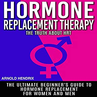 Hormone Replacement Therapy cover art