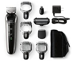 One man grooming tool that does everything, like this one from Amazon, has a certain appeal for many who choose simple lives.