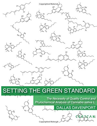 51J WcUfVML - Setting the Green Standard: The Necessity of Quality Control and Phytochemical Analysis of Cannabis sativa L.