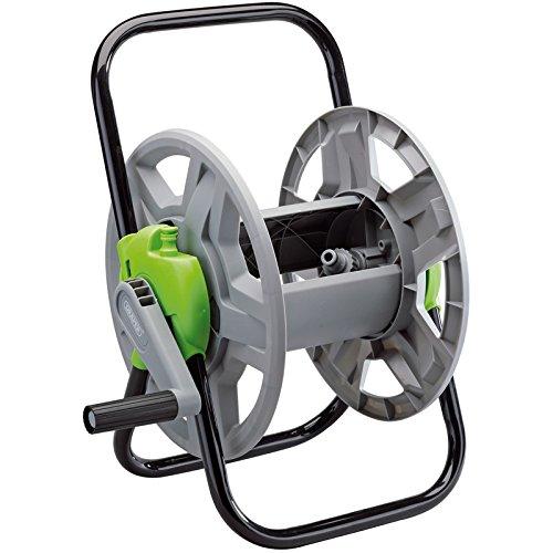 Draper DRA25068 25068 Garden Hose Reel Cart, Multi-Colour, 45