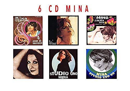 6 Cd GLI ESORDI dal 1964 al 1967 Cd papersleeve Registrazioni Originali Rimasterizzate (1° pubblicazione 1964/67 in Lp ) Musica Italiana anni 60