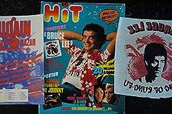 Hit Magazine 42 * 1975 juillet * Bruce LEE SARDOU CARLOS MIKE BRANT KEN HOWARD
