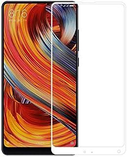 لاصقة حماية شاشة زجاج مقوى ضد الانفجار من موفي لـ شاومي مي مكس 2S - أبيض
