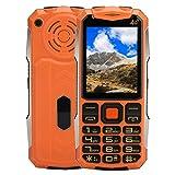 Yctze Telefono Cellulare Piccolo Telefono Portatile Dual Card Dual Standby Cellulare 32MB + 32MB Telefono con Fotocamera da 2,4 Pollici(European regulations)