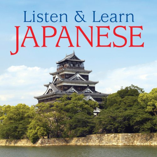 Listen & Learn Japanese cover art