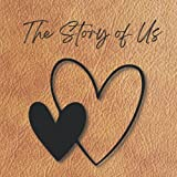 Story of Us: Square Scrapbook Photo Album for Polaroid Photos with Writing Space |Scrapbook for Couples| Suitable for Fujifilm Instax Mini 7s 8 8+ 9 25 26 50s 70 90 Instant Camera and more