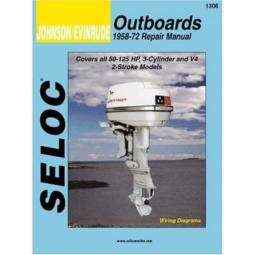 johnson/evinrude outboards, 3-4 cylinders, 1958-72 (vol 3