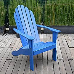 Mahogany Wooden Adirondack Chairs
