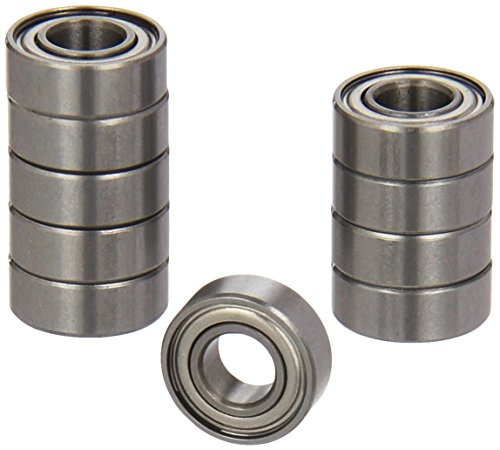 Carson 500904009 - Kugellager, 5 x 11 x 4 mm, 10 Stück