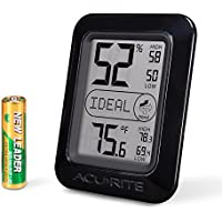 AcuRite 01130M Digital Hygrometer & Thermometer