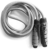 Best Weighted Jump Ropes - Weighted Jump Rope Workout Heavy Extra Thick Bold Review