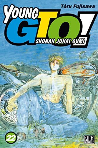 Young GTO T22: Shonan Junai Gumi
