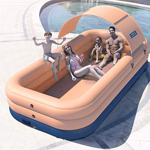 Bakam Automatic Inflatable Pool for Family