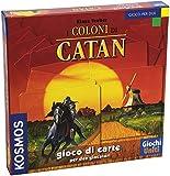 Giochi Uniti GU00427 - I Coloni di Catan: Il Gioco di Carte
