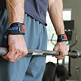 Gearmax Weight Lifting Neoprene-Padded Straps