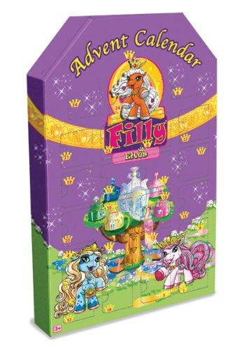 Simba 105951333 - Filly Elves Adventskalender