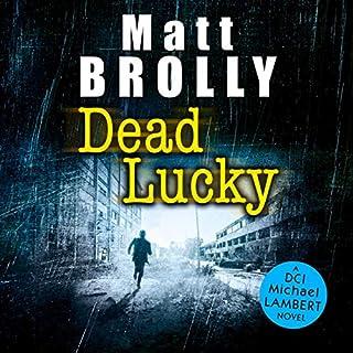 Dead Lucky  cover art