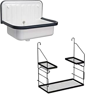 Alape Bucket Sink and Utensilo Storage Caddy Bundle (Alape and Utensilo Bundle)