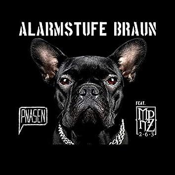 Alarmstufe Braun