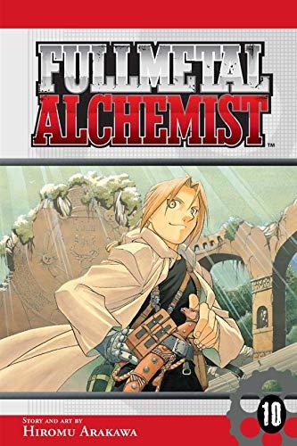 Fullmetal Alchemist Vol. 10 (English Edition)