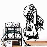 yaonuli Etiqueta de la Pared de Moda Etiqueta de Vinilo Creativa Personalizada para la habitación de los niños 102x174cm