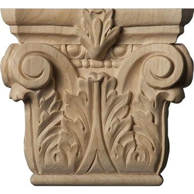 Ekena Millwork Floral Roman Corinthian Capital