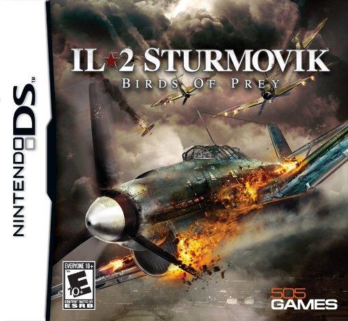 505 Games IL-2 Sturmovik: Birds of Prey, NDS Básico Nintendo DS Inglés vídeo - Juego (NDS, Nintendo DS, Acción, E10 + (Everyone 10 +), Soporte físico)