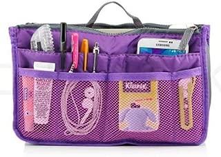 CIPLOX Women Travel Insert Handbag Organizer Purse Large Liner Tidy Bag Pouch | Multipurpose Handbag