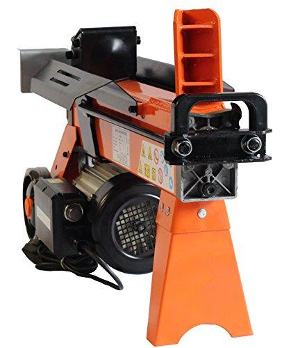 Forest Master FM5 - Spaccalegna Elettrico Leggero 5 Tonnellate, 2200 Watt, Per Legno