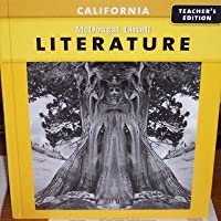 California Literature Grade 6 Teacher Edition 0618983961 Book Cover