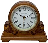 Fox and Simpson Buckingham–Reloj de Mesa, Madera, Madera de Roble