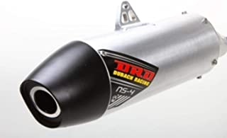 Dr. D 04-17 Honda CRF250X NS-4 Slip-On Exhaust (Stainless Steel with Aluminum Can)